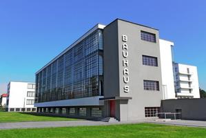 Das Bauhaus Dessau